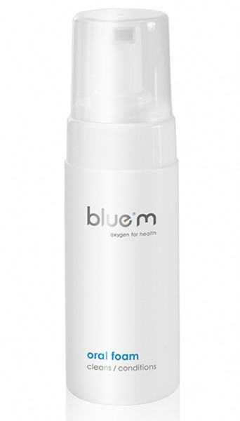 blue®m Mundschaum 100ml